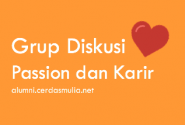 Group logo of Passion dan Karir