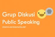 Group logo of Public Speaking
