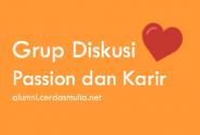 Group logo of Passion dan Karir